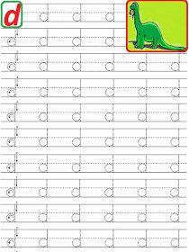 EDUCATIA CONTEAZA - (Sarbu Roxana-Cristina): LITERE PUNCTATE DE TIPAR Letter Writing Worksheets, Homeschool Worksheets, Alphabet Writing, Preschool Writing, Handwriting Worksheets, Preschool Education, Preschool Learning Activities, Learning Letters, Kindergarten Worksheets