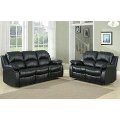 Homelegance Cranley 2 Piece Living Room Set in Black Leather by Homelegance, https://www.amazon.com/dp/B00BMFVRRW/ref=as_li_ss_til?tag=howtobuild005-20=0=0=as4=B00BMFVRRW=1DWDGDNQJ1BX1SSDP07P