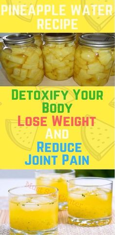 Pineapple water offers many health benefits. It is one of the healthiest drinks as it detoxifies your body, relieves joint swelling and pain, and improves your immune system. All you have to do is drink this powerful drink every morning on an empty stomach and get ready to notice the amazing results. Pineapples are exceptionally …