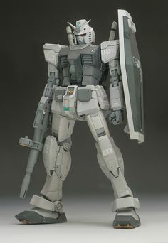 GUNDAM GUY: MG 1/100 RX-78-3 Gundam G-3 - Painted Build