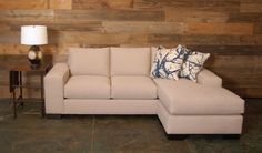 Market Convertible Ottoman Chaise Sofa - Harrington Galleries