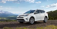 5 Affordable Hybrid Cars That Will Help You Reduce Your Carbon Footprint In 2018 // Toyota RAV4 Hybrid