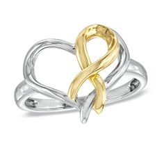 Links to Zales online store. Love this ring. Other jewelry available.   Hero Hearts Heart-Shaped Ring in Sterling Silver and 10K Gold Plate - Zales