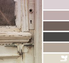 Home color palette brown design seeds ideas Design Seeds, Colour Pallette, Colour Schemes, Neutral Palette, Color Combos, Office Paint Colors, Paint Colours, World Of Color, Color Swatches