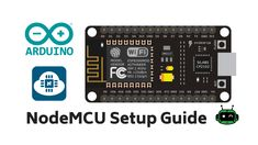 In this tutorial, we will show you how to get started with NodeMCU using the Arduino IDE. Full, step-by-step instructions to start your next IoT project. Esp8266 Projects, Iot Projects, Computer Projects, Electronic Circuit Projects, Electronics Projects, Diy Electronics, Arduino Wifi, Arduino Programming, Linux