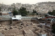 'Ancient Greek citadel' discovered under Jerusalem car park
