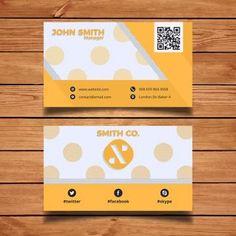 Yellow plantilla de tarjeta de negocio Member Card, Business Cards, Templates, Tv Stands, Yellow, Card Ideas, Prints, Festivus, Template