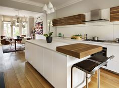 Classic town house, bulthaup kitchen by Kitchen Architecture