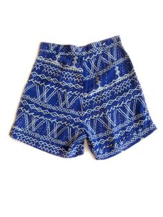 Avelaka Walking Shorts - Blue Petro