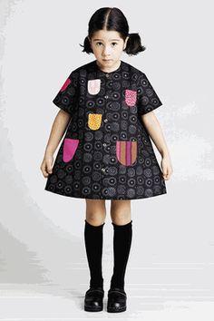 Iloinen Takki dress Marimekko
