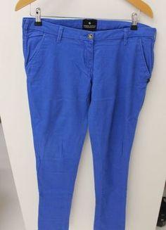 Scotch, Parachute Pants, Jeans, Fashion, Fashion Women, Trousers, Blue, Curve Dresses, Moda