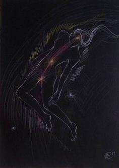 """Saatchi Art Artist Sylvia C Sosnovska Artist; Drawing, """"Activation"""" #art"""