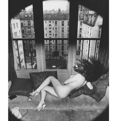 Helmut Newton - White Woman, 1976.
