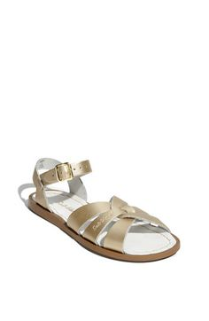 Free shipping and returns on Salt Water Sandals by Hoy Sandal (Baby, Walker, Toddler, Little Kid & Big Kid) at Nordstrom.com. A classic waterproof sandal is hand stitched for incredible durability. The flexible, lightweight sole completes the go-anywhere style.