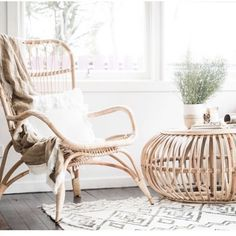 Penang rattan chair for living room Online Furniture, Home Furniture, Outdoor Furniture, Table And Chairs, Dining Table, Living Room Chairs, Interior Styling, Outdoor Chairs, Wicker
