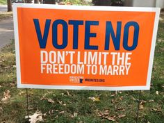 Vote No Minnesota!