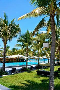 開放感あふれるリゾートホテルがたくさん。日々の疲れを癒したい。ダナン 旅行・観光のおすすめスポット!