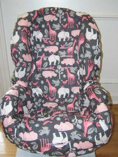 BRITAX Car Seat CoverREPLACEMENT Or Slip Cover By Smileyseats