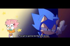 See more 'Sonic the Hedgehog' images on Know Your Meme! Sonic The Hedgehog, Silver The Hedgehog, Shadow The Hedgehog, Sonic Adventure, Amy Rose, Sonamy Comic, Sonic Funny, Classic Sonic, Sonic Mania