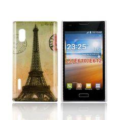 StoryLine (Eiffel) LG Optimus L5 Deksel