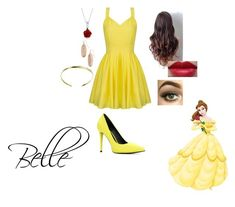 """Belle"" by thespine ❤ liked on Polyvore featuring Bling Jewelry, Kendra Scott, Whistles, ALDO, modern, Disneyprincess and BeautyandtheBeast"
