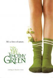 The Odd Life of Timothy Green - He's a force of nature. (Jennifer Garner, Joel Edgerton, CJ Adams)
