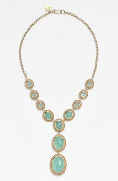 Melinda Maria Pod Y-Necklace available at #Nordstrom