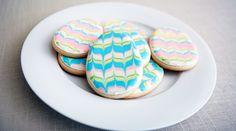 Easy Wilton Method Sugar Cookies video from Creativebug - Craft Classes & Workshops - What will you make today?