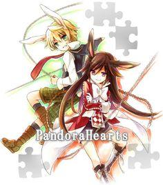 Tags: Anime, Fanart, Square Enix, Pandora Hearts, Pixiv