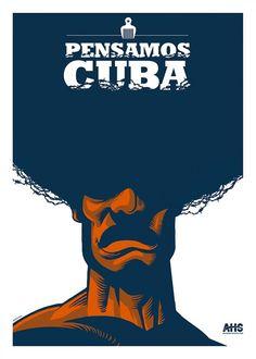 Edel Rodríguez (Mola), Pensamos Cuba