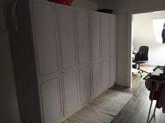 reserviertalter kleiderschrank mit den ma en h he 198cm breite 145 cm tiefe 56cm der. Black Bedroom Furniture Sets. Home Design Ideas