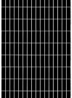"Marimekko's founder Armi Ratia designed the Tiiliskivi print featured on this heavyweight cotton fabric. The graphic Tiiliskivi print, which translates to ""Brick"" in English, was created in Please order carefully. Fabric Design, Print Design, Marimekko Fabric, Types Of Curtains, Fabric Online, White Fabrics, Large Prints, Printing On Fabric, Cotton Fabric"