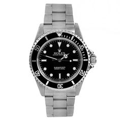 ee68fe9fd50a Rolex Submariner - No Date automatic-self-wind mens Watch 14060-blk  (Certified Pre-owned)