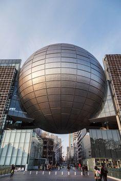 Nagoya Science Museum and Planetarium in Aichi, Japan
