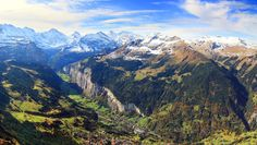 Lauterbrunnen - been there - Loved it!