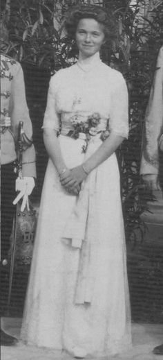 Grand Duchess Olga Nikolaevna at Livadia Palace on her birthday, November Olga and her three sisters remembered the ball held on that night as one of the happiest events of their lives.