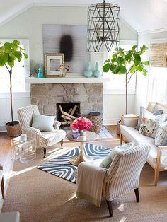 Vivir Ideas Sala de pisos