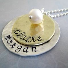 Mother's necklace..