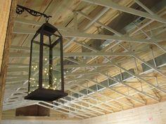 Decor, Light, Interior, Lighting, Barn Interior, Ceiling, Home Decor, Ceiling Lights