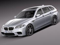 BMW M5 F11 Touring 2015