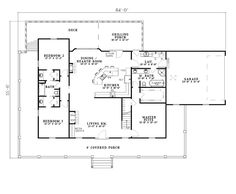 Ideas For The House On Unique House Plans With Wrap Around Porches