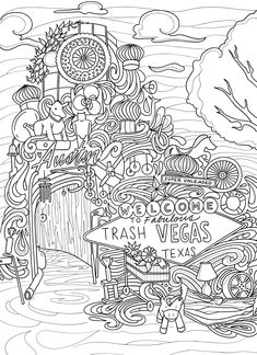 3092 best adult coloring therapy free inexpensive printables resources for coloring pages - Coloriage mini austin ...