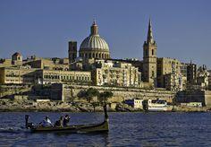 Top 10 walks in Malta