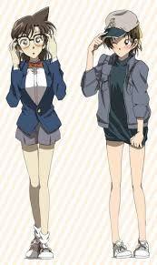 heiji and kazuha - Google Search