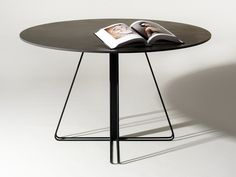 Round Laminam® table GEORGE by Elli Design