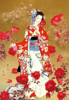 """""""Flower"""" is what you call me when you are trying to soothe my senses  ©jvc 2014   Haruyo Morita"""