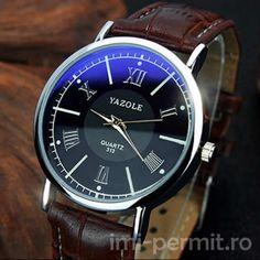 Un superb ceas casual marca Yazole