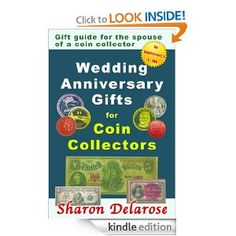 If you are married to a coin collector, why not give coins on your wedding anniversary? This gift guide takes the traditional wedding anniversary gift table and suggests coins, paper money, silver and gold bullion that will match the traditional gift category. Why give cotton underwear when you can give collectable paper money with cotton bolls on it? Not only will you delight your spouse with a gift that he or she will love, giving a gift of collectable coins is an investment in your…
