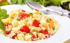 Taboulé léger Weight Watchers, une recette d'une bonne salade saine, fraîche et équilibrée , facile et simple à réaliser.