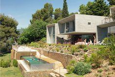 Maison Le Cap by Pascal Grasso Architectures in Toulon, France
